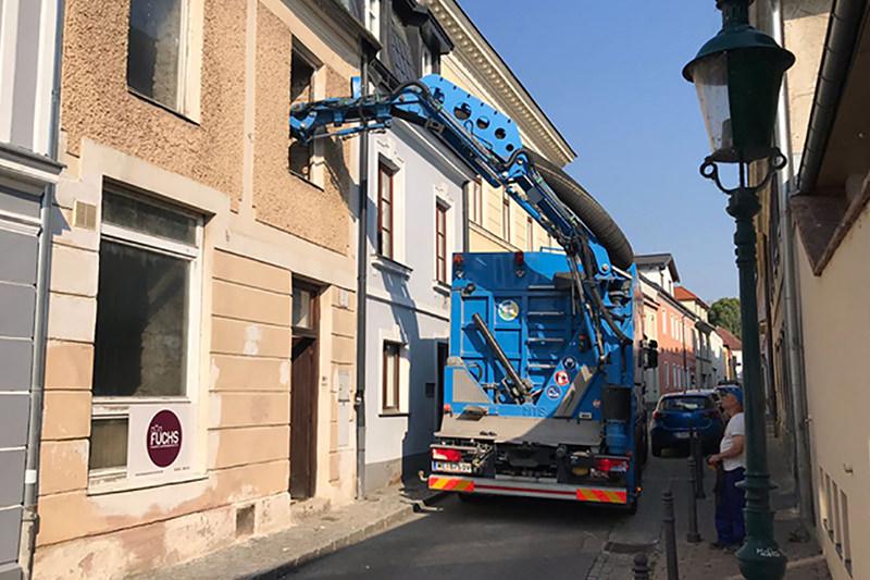 Baubeginn Haus S _ Klosterneuburg