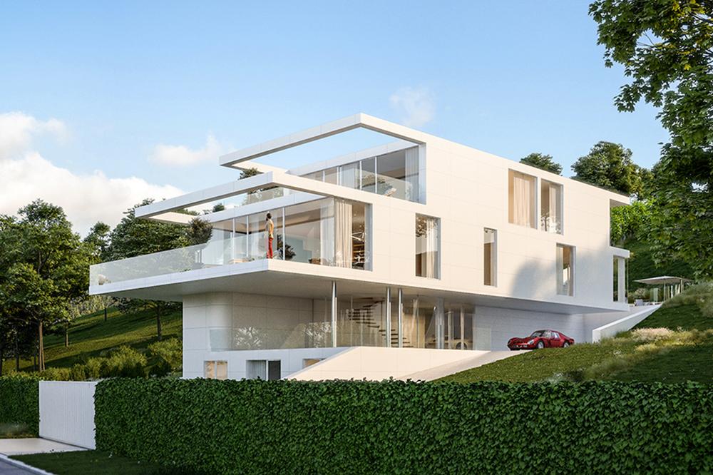 Villa am Hang _ Klosterneuburg