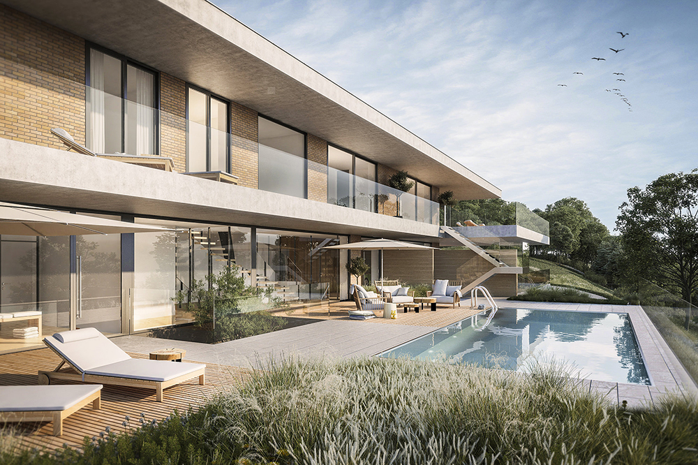 Pools und Schwimmbecken von junger_beer architektur