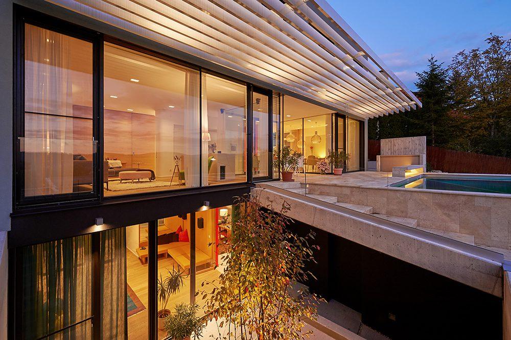 Schwimmbad Architekt