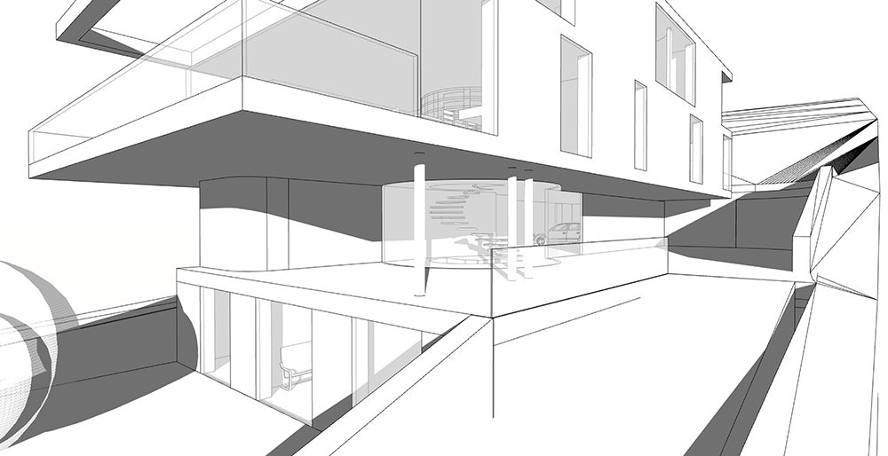 Architektenvilla Klosterneuburg