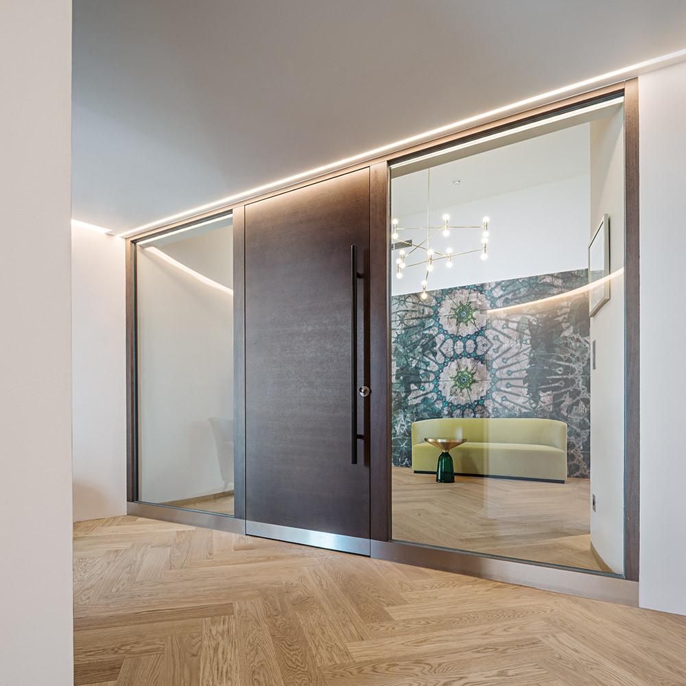 Tür Architekt Penthouse