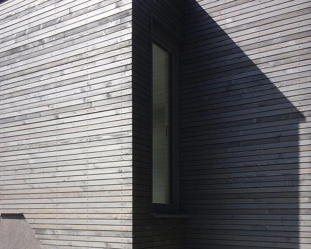 Holzanbau Architekt Haus