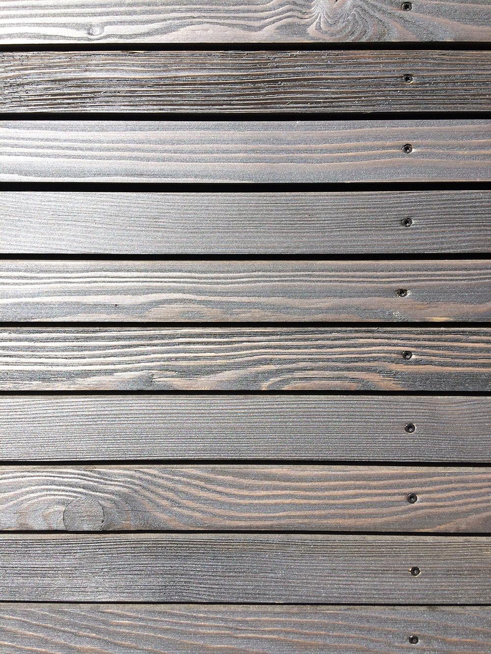 Holzanbau