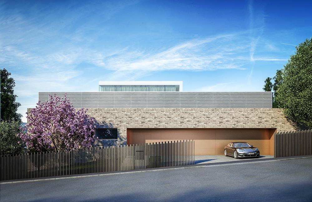 Architekt Villa Wien