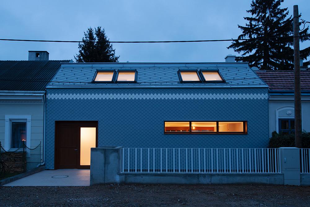 Neubau Architekt Stammersdorf