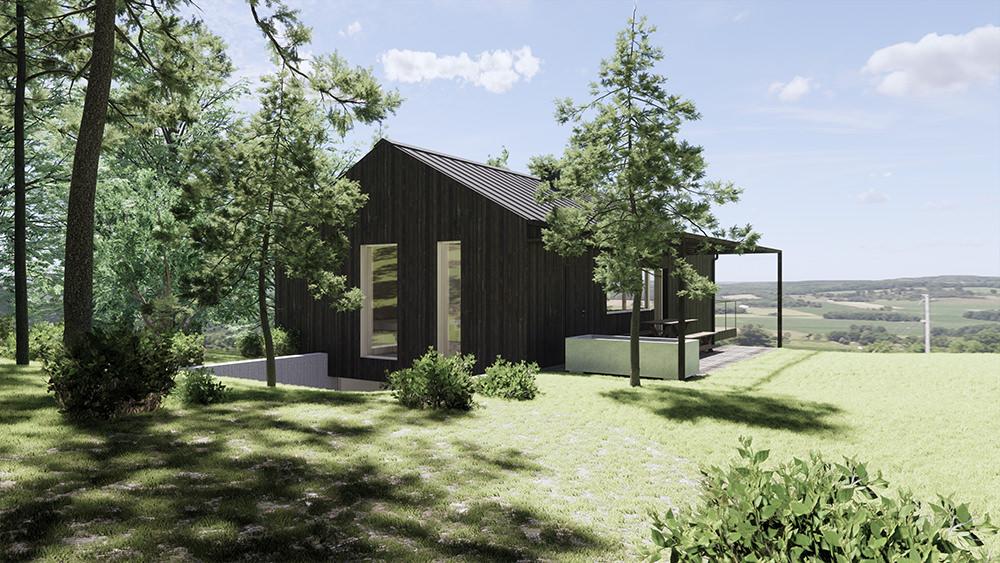 Renoviertes Bauernhaus Architekt