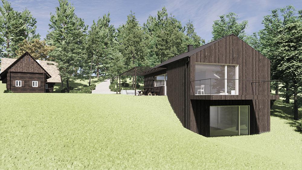 Bauernhaus Architekt Steiermark