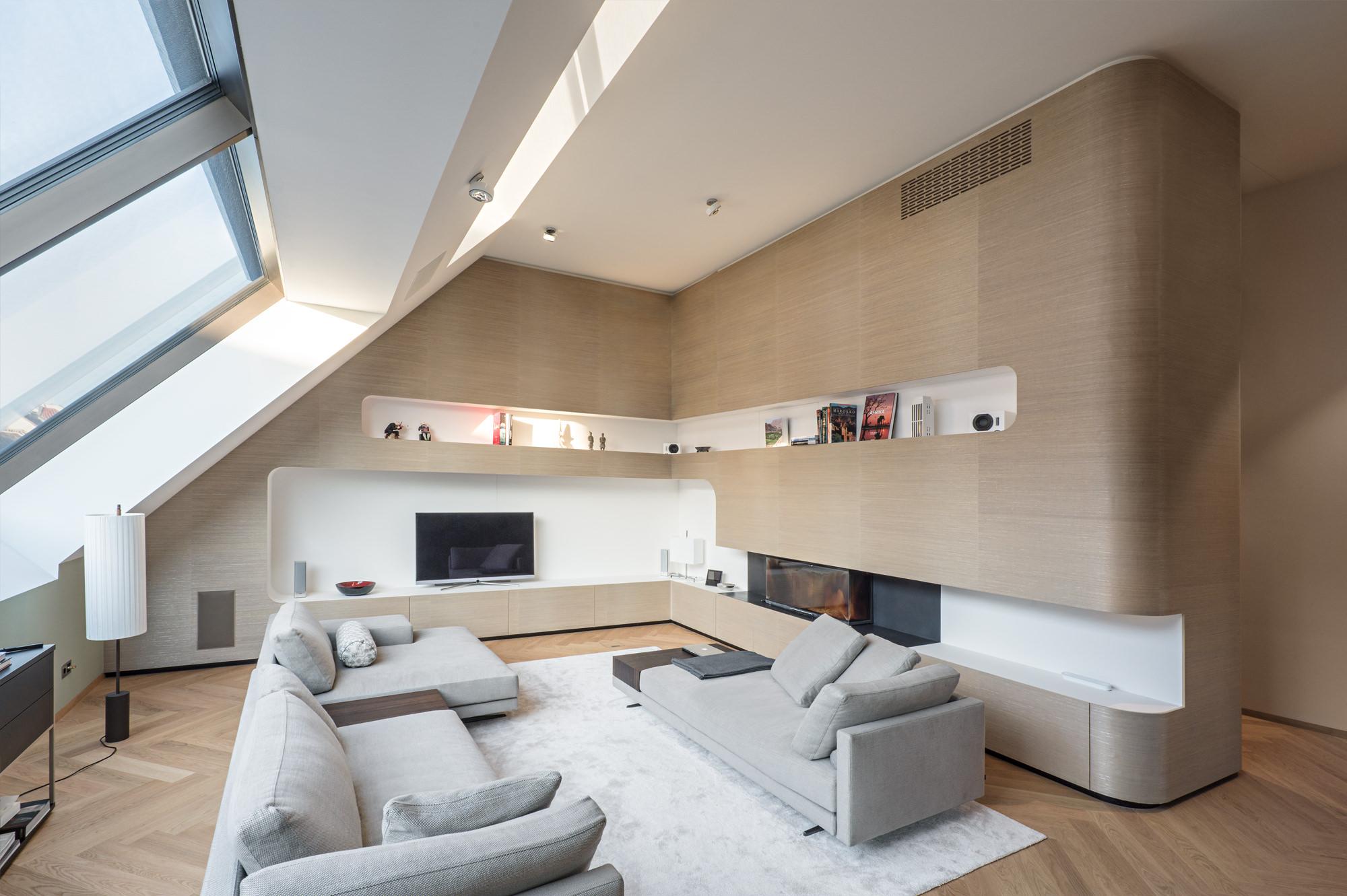 Penthouse Architekt Wien
