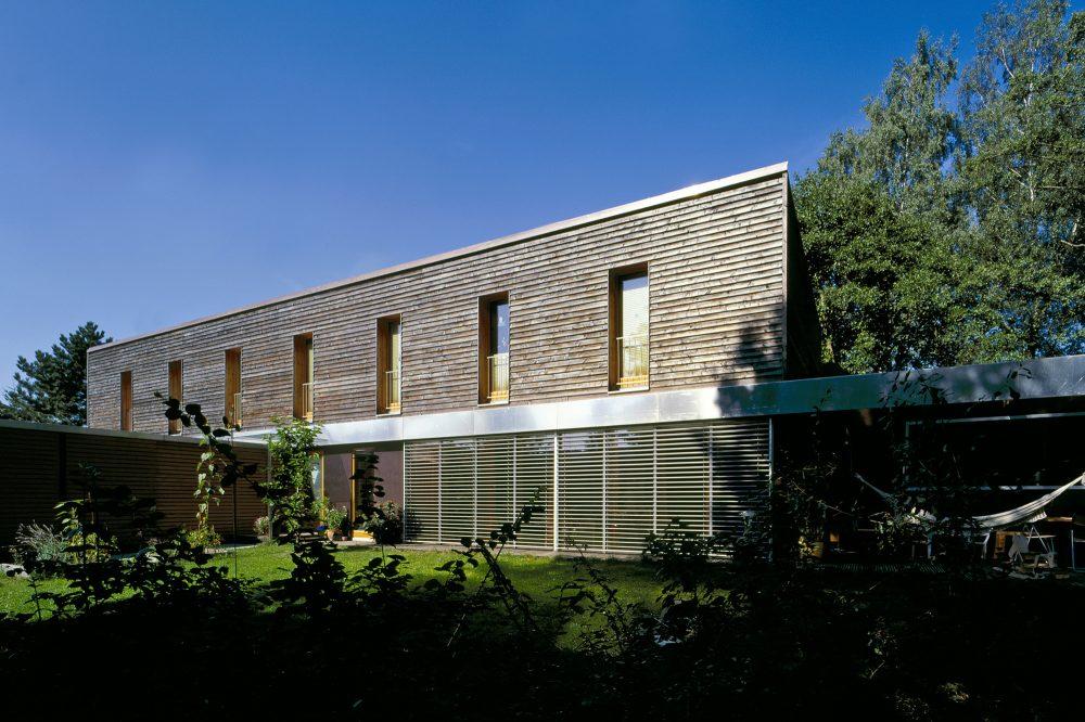 Doppelwohnhaus JK