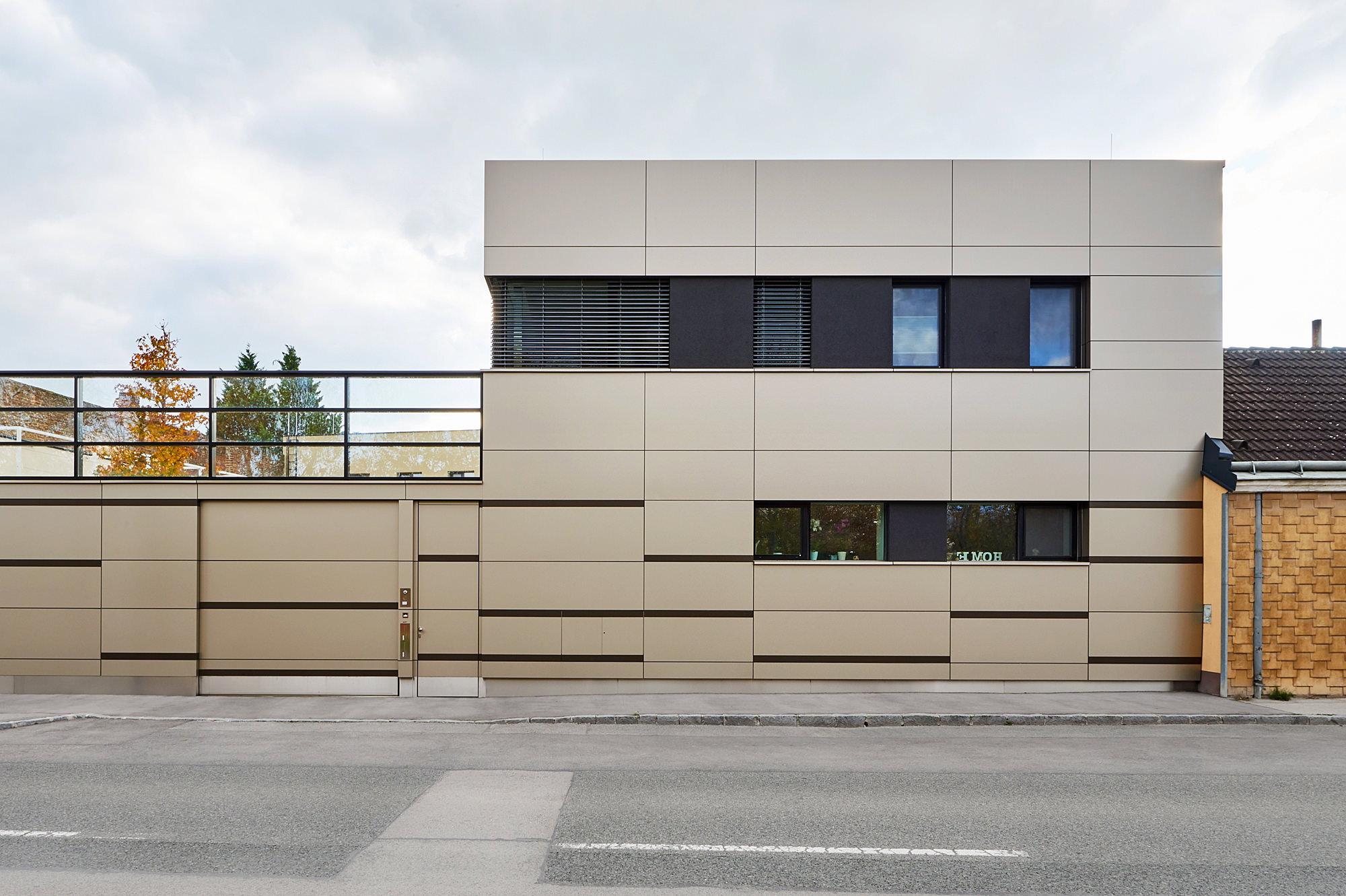 haus k 01 umbau und thermische sanierung voesendorf niederoesterreich junger beer architektur