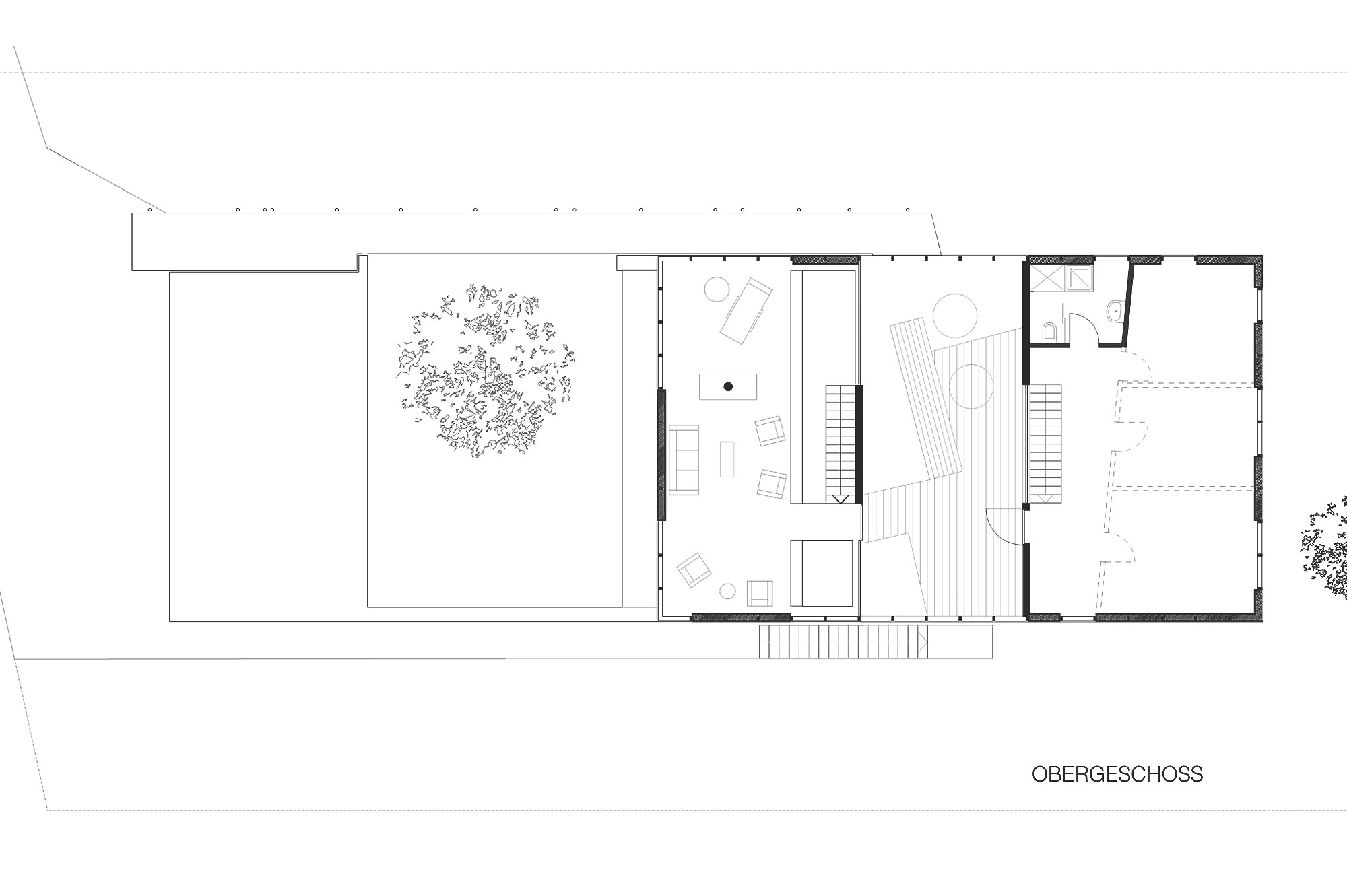 haus p 13 einfamilienhaus und buero in hard vorarlberg junger beer architektur