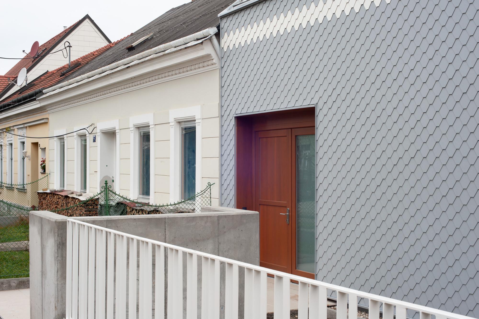 Tür Wochenendhaus Architekt