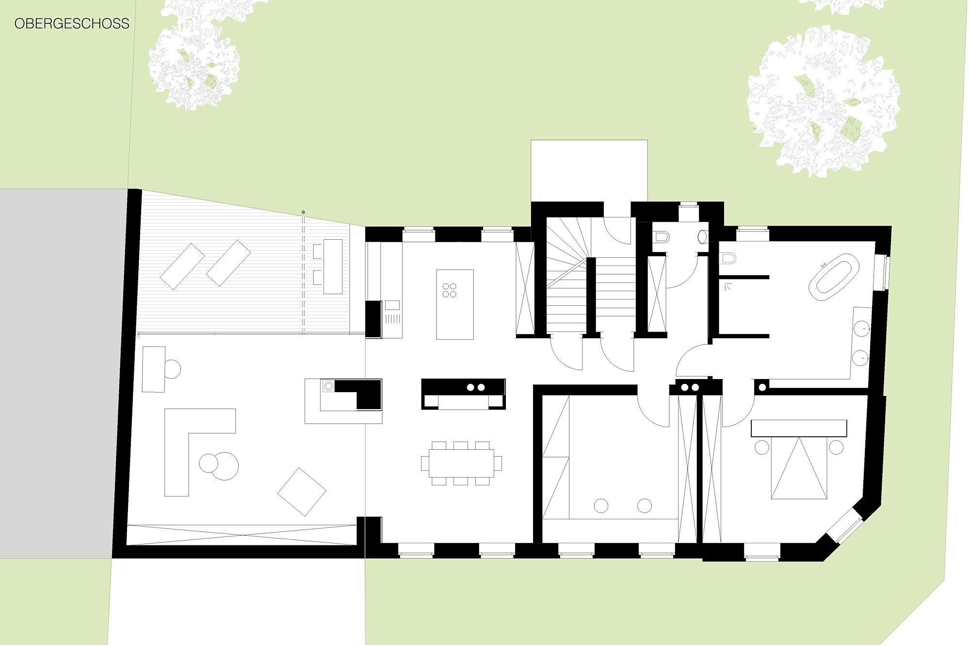 haus s 13 umbau und erweiterung einer gruenderzeitvilla baden bei wien junger beer architektur