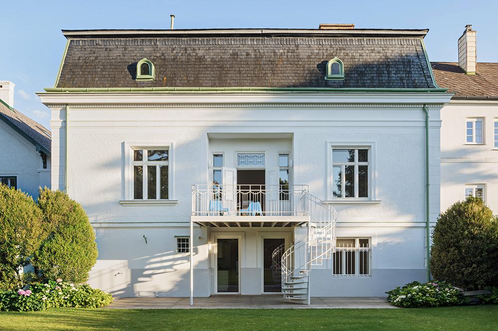 Sanierung Wien Architekt