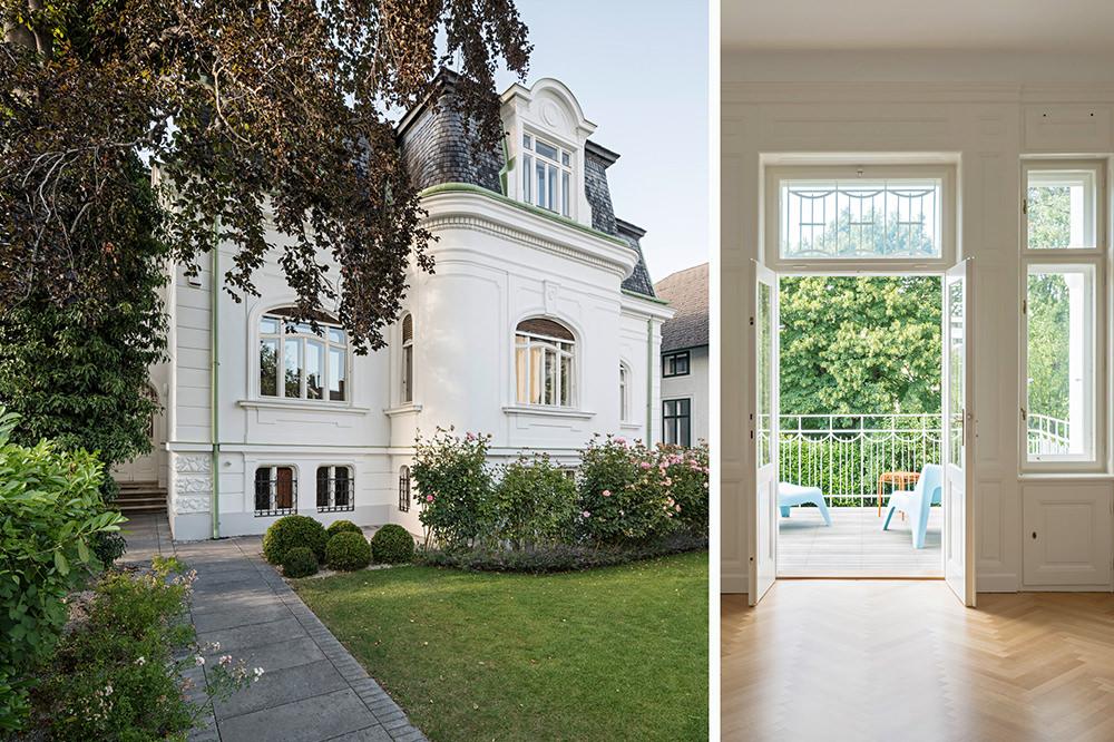 Umbau Villa Wien