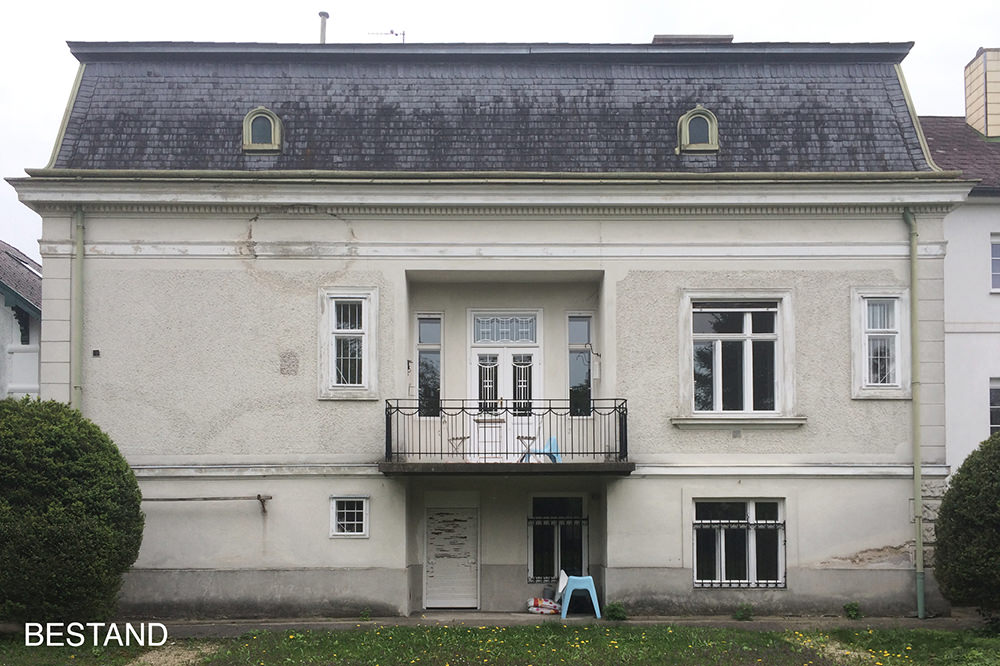 Bestand Villa Wien
