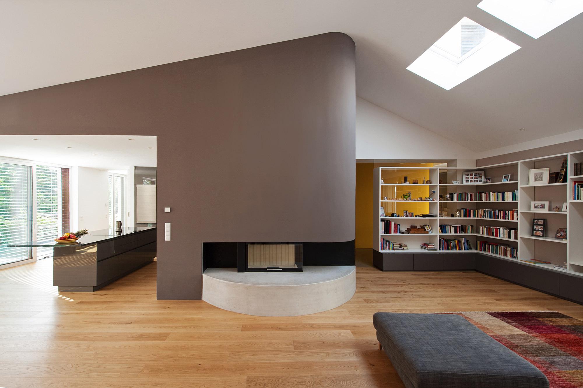 haus u 02 umbau und erweiterung einfamilienhaus 1190 wien junger beer architektur