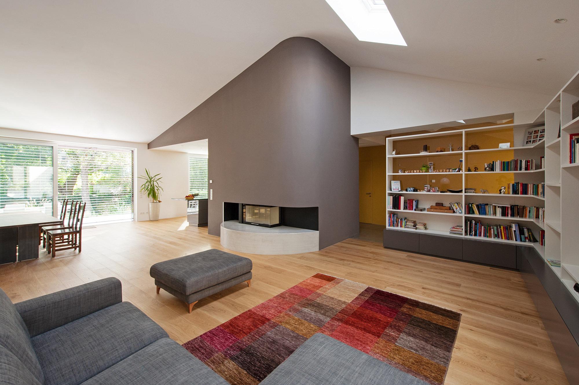 haus u 03 umbau und erweiterung einfamilienhaus 1190 wien junger beer architektur