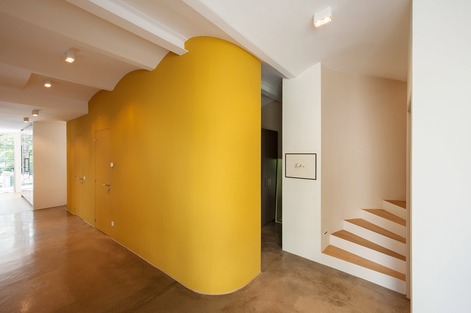 haus u 04 umbau und erweiterung einfamilienhaus 1190 wien junger beer architektur