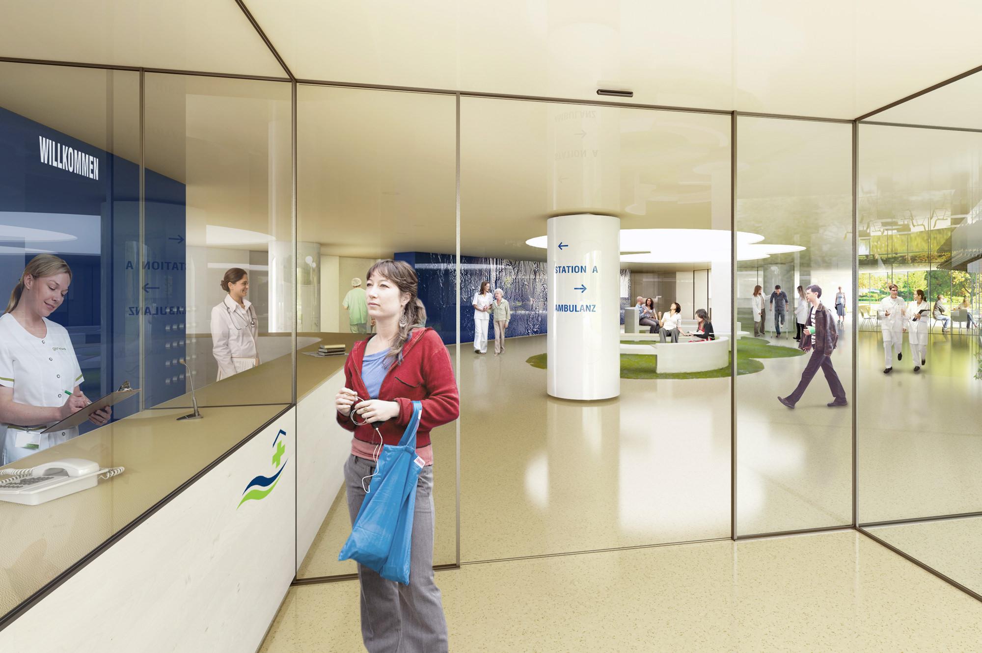 krankenhaus radebeul 02 umbau sanierung junger beer architektur
