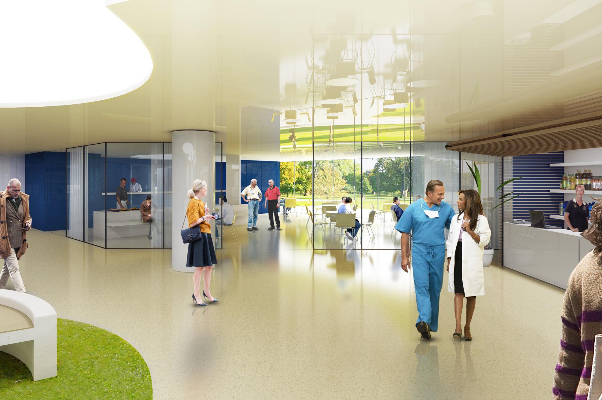 krankenhaus radebeul 03 umbau sanierung junger beer architektur