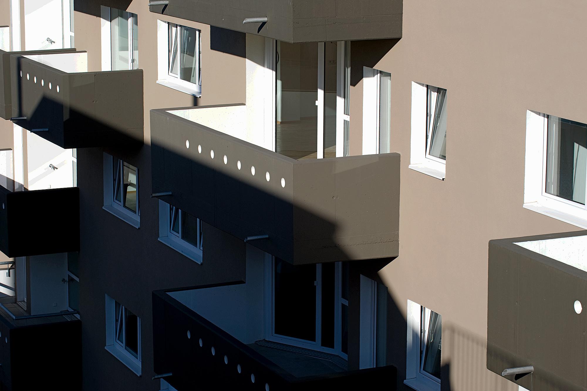 moselgasse 04 wohnbau 1100 wien junger beer architektur