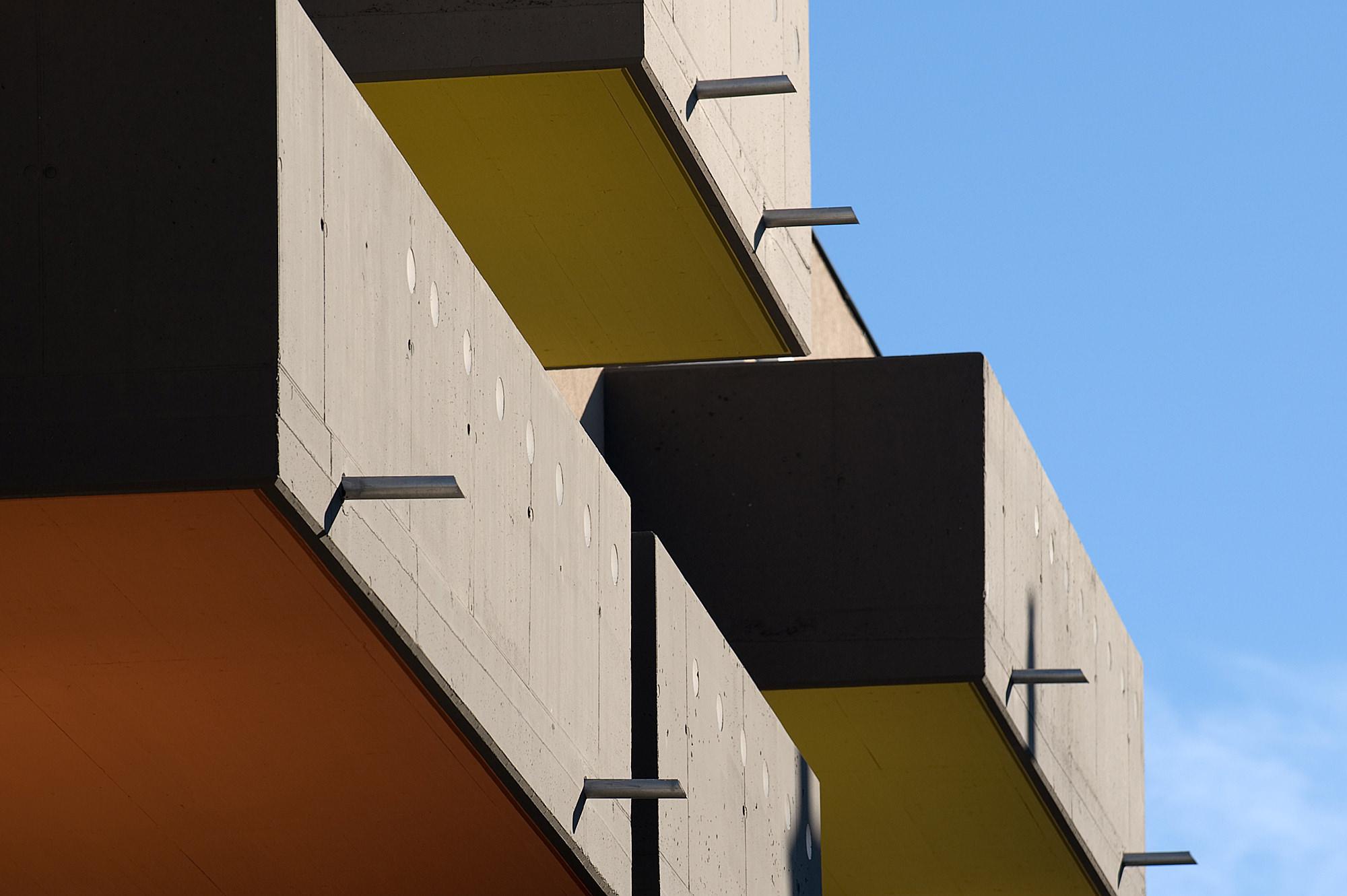 moselgasse 07 wohnbau 1100 wien junger beer architektur
