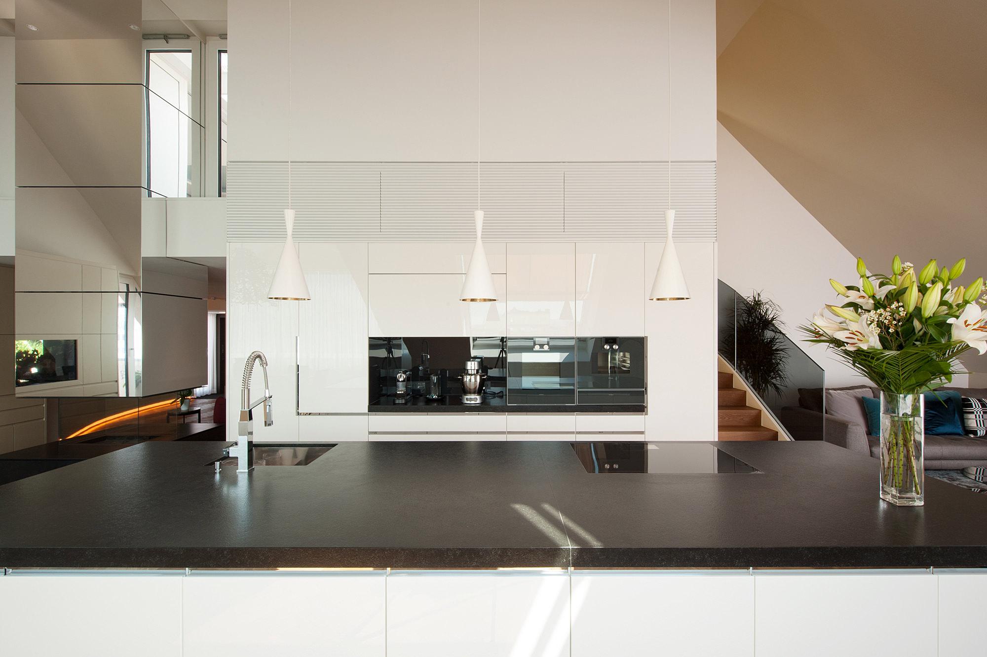 penthouse b 01 dachausbau mit terrasse 1070 wien junger beer architektur