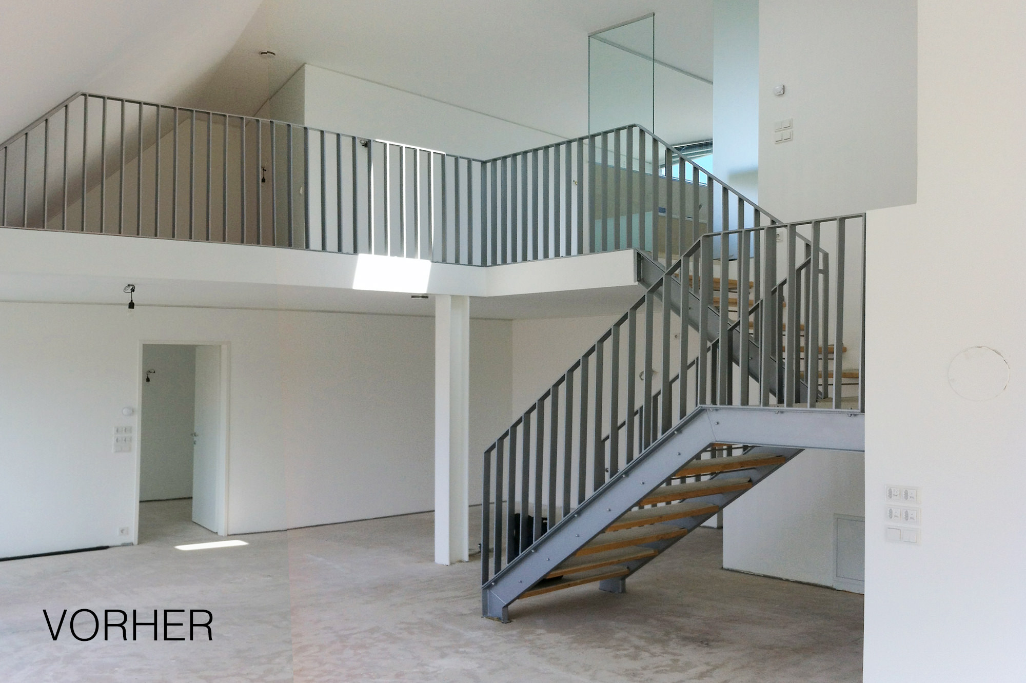 penthouse w 08 umbau dachausbau 1040 wien junger beer architektur