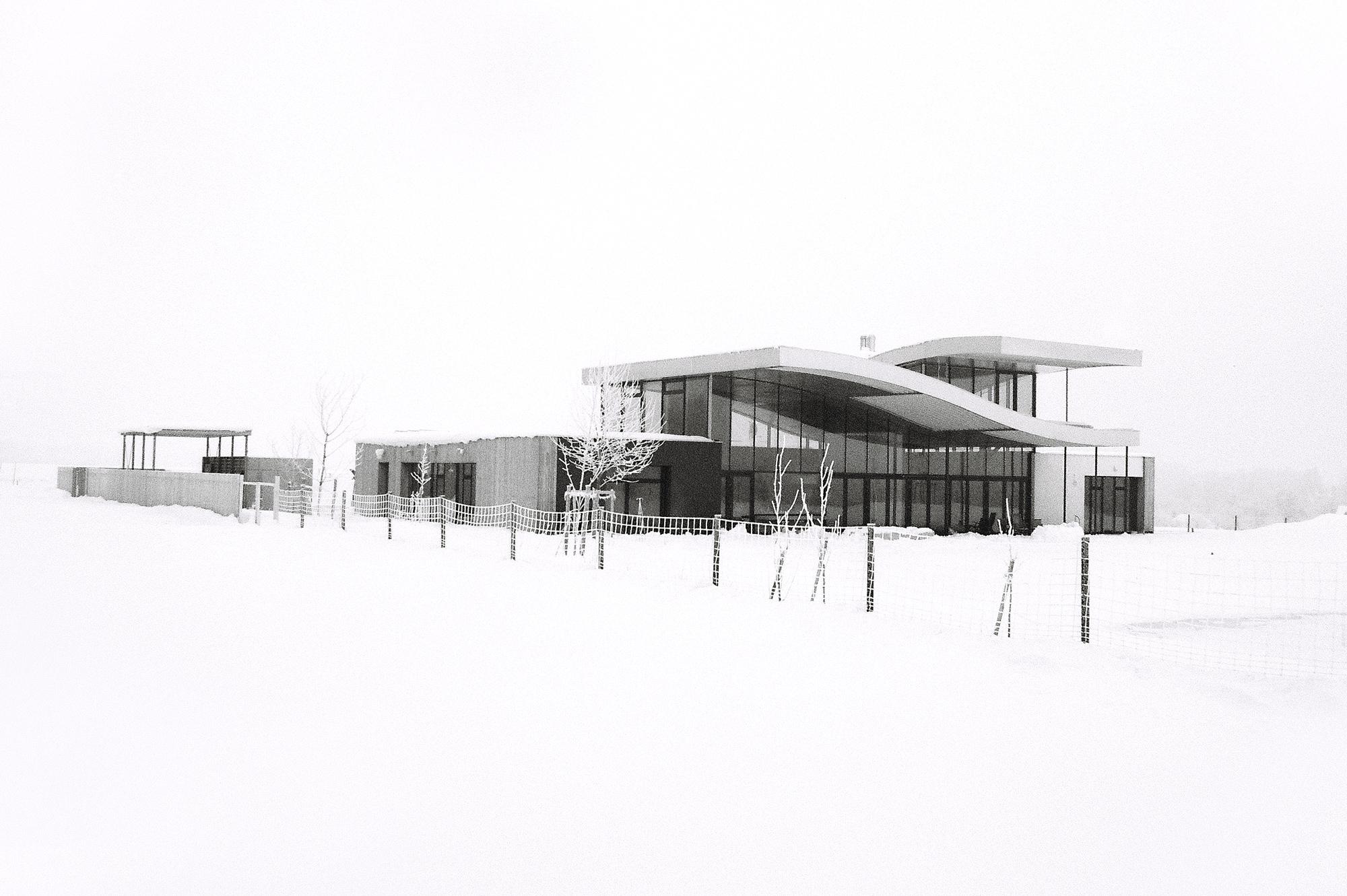 villa k 05 passivhaus villa in sipbachzell oberoesterreich junger beer architektur