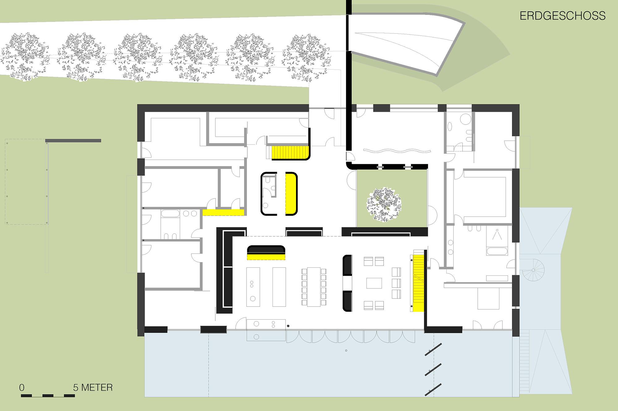 villa k 06 passivhaus villa in sipbachzell oberoesterreich junger beer architektur