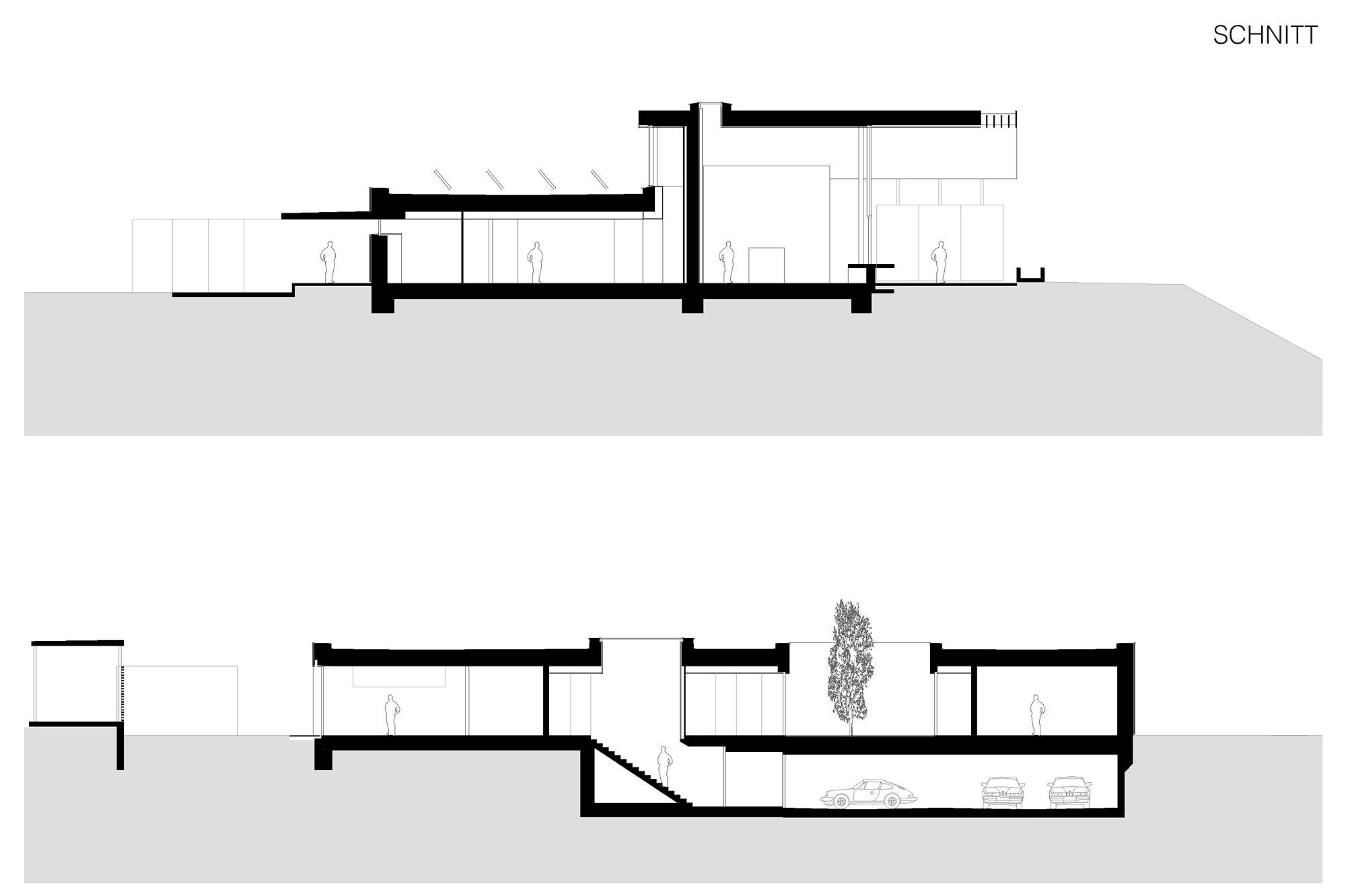 villa k 10 passivhaus villa in sipbachzell oberoesterreich junger beer architektur