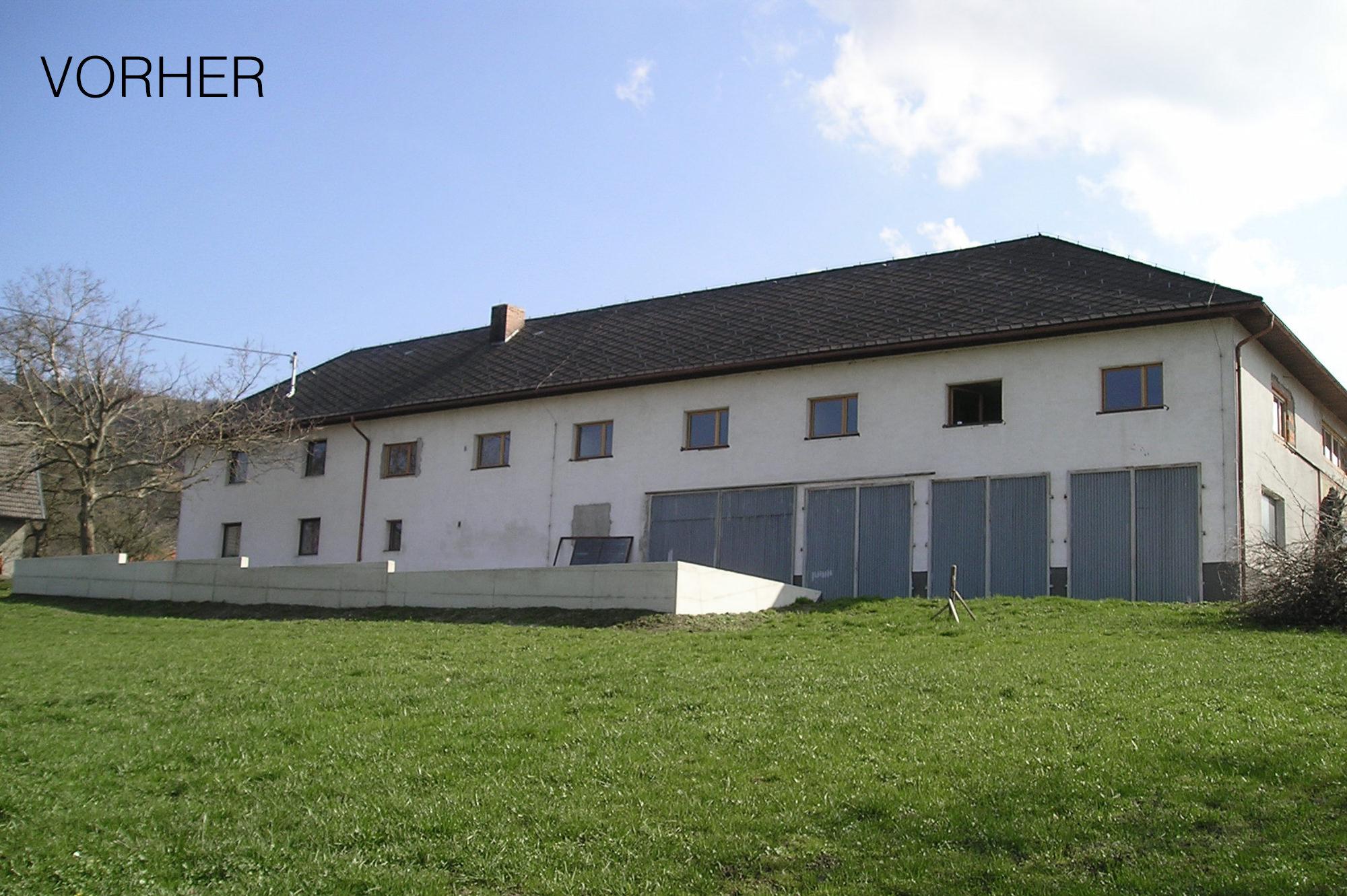 wohnhof 04 umbau sanierung bauernhaus junger beer architektur